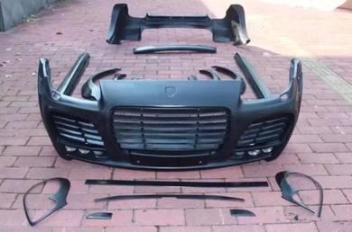 Porsche cayenne 955 04-07 techart style conversion