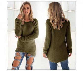 Woolen Comfortable Sweater(WCQYG 28676)