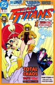 Team Titans Vol 1 (1992-1994) plus bonus