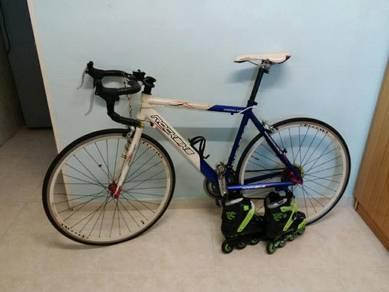 Basikal Racing Jenama Rockbike