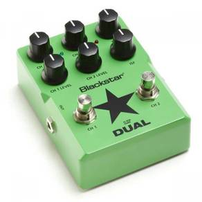 Blackstar LT Dual Compact Guitar Pedal (LT-DUAL)