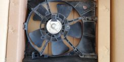 Kipas Radiator Fan Set Motor Original Denso Myvi