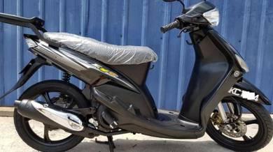 Yamaha scooter EGO 1st Model Japan LoMile 1makcik