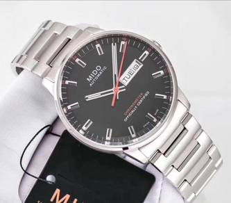 Mido chronometer automatic watch