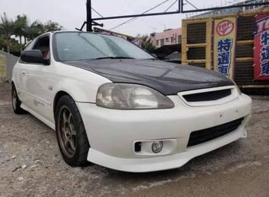 1998 Honda Civic Ek9 B18C (M)