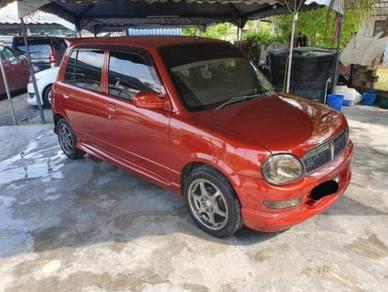 2007 Perodua Kelisa 1.0 SE (A)