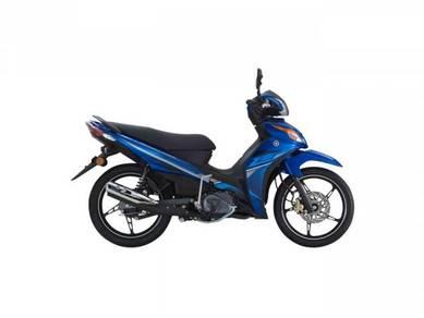 Yamaha Lagenda 115FI