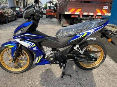 Honda rs150 !! promosi kaw kaw