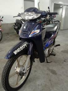 Honda wave100_used