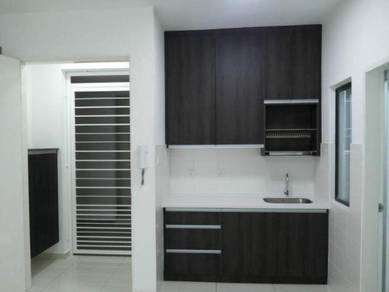 Zeva Residence 2room with AC kitchen cabinet nice view cozy unit