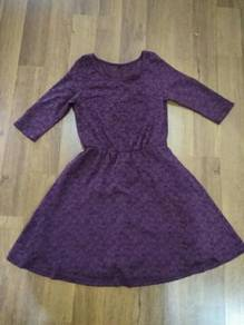 Cotton on ladies Lace dress