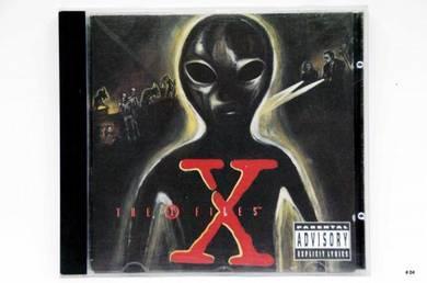 Original CD - X Files - Songs In The Key Of X [96]