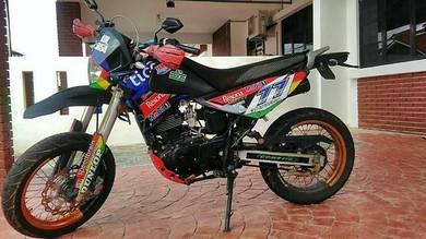 KTN Scrambler 200cc