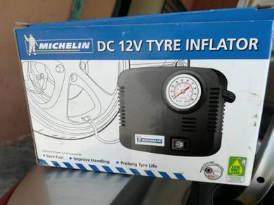 New Michelin Inflator