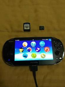 Sony PS Vita 1k 3G Wifi with 4GB and 1 Game