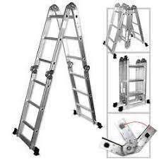 Tangga Lipat Baru - Safe Aluminium Ladder