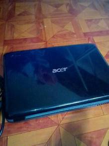 Notebook acer untuk dijual