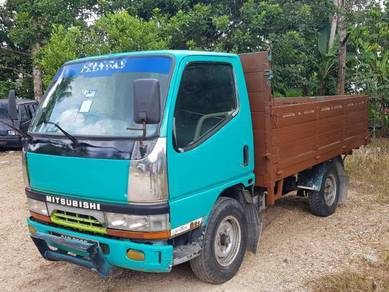 Mitsubishi canter guard cargo 1998 BDM 4500