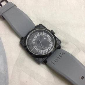 Fcuk watch original / jam tangan