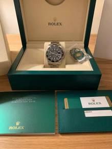 Rolex Submariner Date 116610LN Black Ceramic