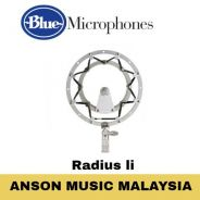 Blue Microphones The Radius Ii Shock Mount