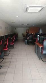 Cyber cafe TTDI JAYA untuk Dijual