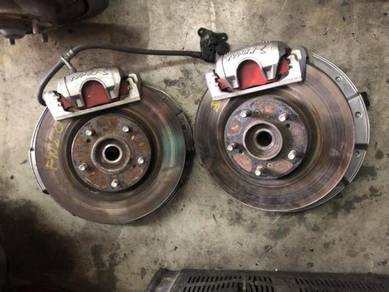 Honda Civic FN2R front & rear brake set