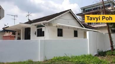 1 Storey Terrace Padang Tembak Ayer Itam Corner 2550sf