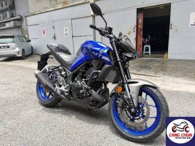 Yamaha MT 25 MT25 Ready Stock & Offer Offer Now