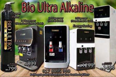 Water Filter Penapis Air Bio ULTRA cooler LX