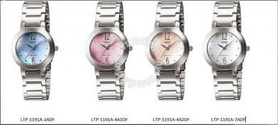Casio LTP-1191A Original Genuine Watch
