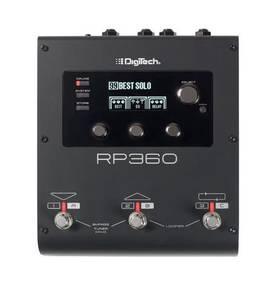 Digitech RP360 Guitar Multieffects Pedal