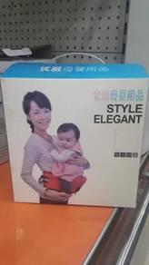 Baby carrier porta bebe beg angkat anak