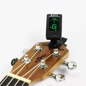 Digital Tuner Acoustic Electric Guitar Bass Violin