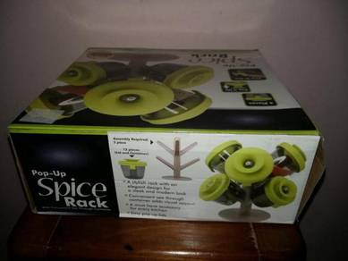 POP UP Rak Cili Cabek Spice Rack