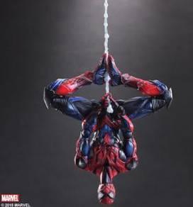Marvel the amazing spiderman figure toy 3