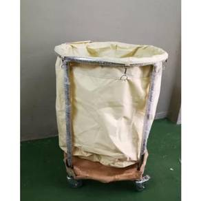 Laundry Basket / Dobi Basket Trolley