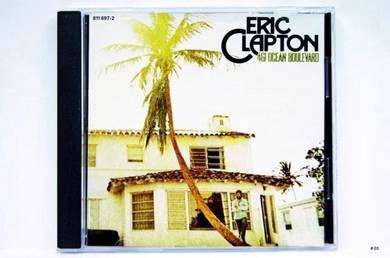 Original CD - ERIC CLAPTON - 461 Ocean Boulevard