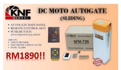 Kajang autogate system