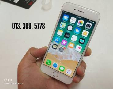 6 128 Gb. iphone original