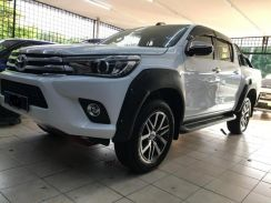 Toyota Hilux Rocco REVO LE Fender Wheel Arch PP