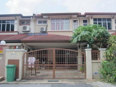 Kepong Prima impian , Double Storey Terrace House Rent