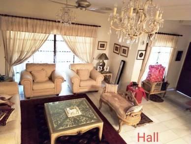 TURUN HARGA Corner Lot 2 Storey SemiD House Presint 16 Putrajaya