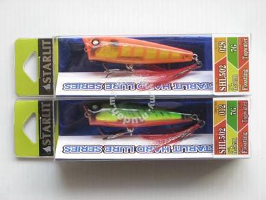 Starlit 3DS GOGL HT Popper Fishing Lure