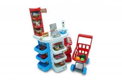 Luxury supermarket set