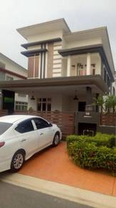 Mpkj black and white tinted house Frosted Rm2.80