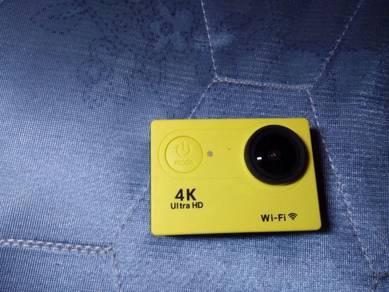 Action Camera 4K Ultra HD
