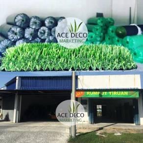 Artificial Grass / Rumput Tiruan Serat C-Shape 04