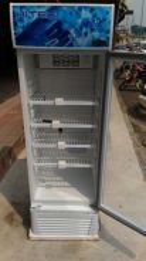 XX READY ITEM HOT-Glass Chiller 230L RAMADHAN SALE