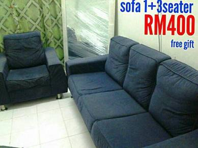 Sofa 1+3seater